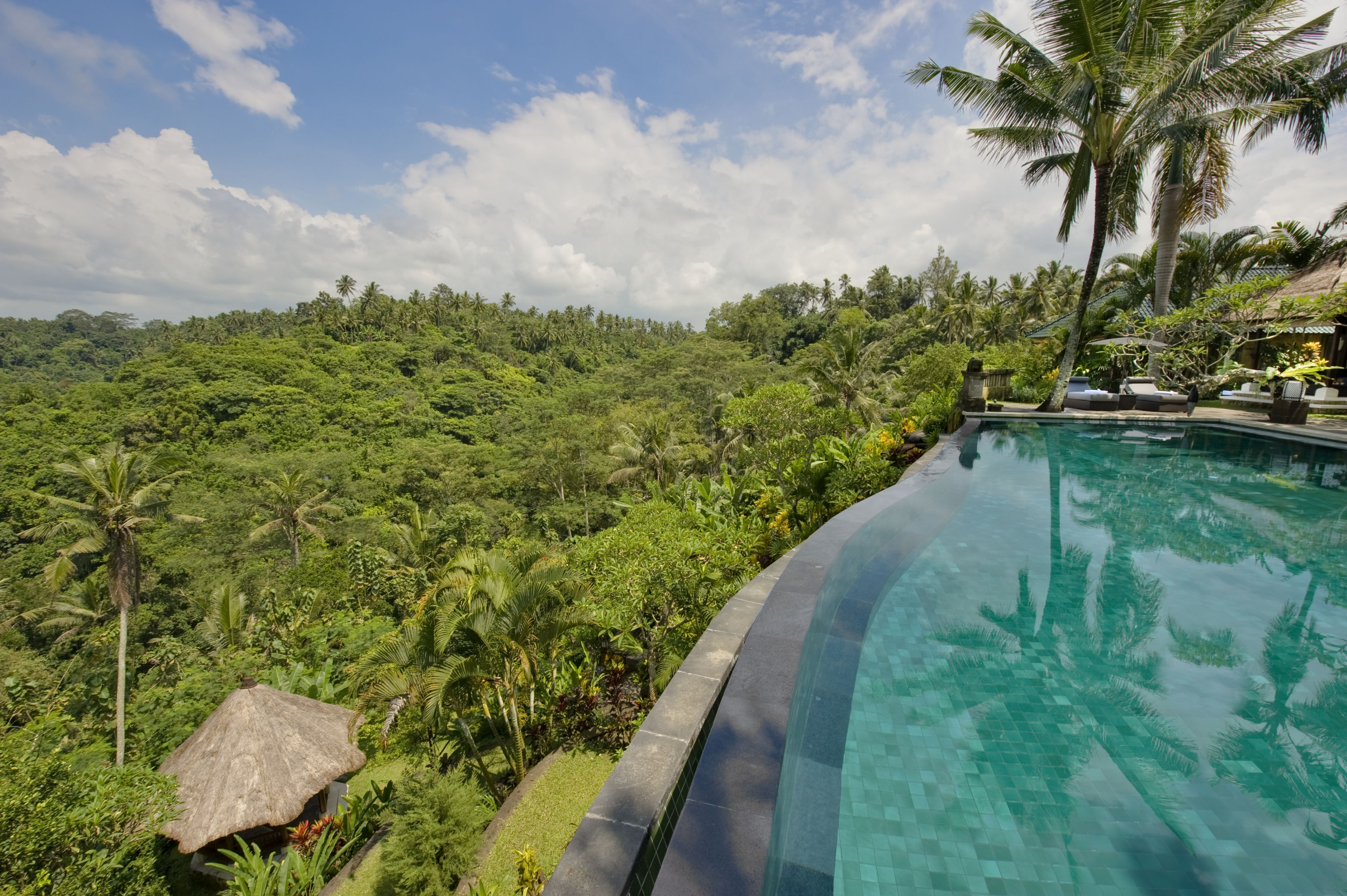 Luxury on a Hill - Celebrity Holiday Home in Ubud,Bali - Villa ...