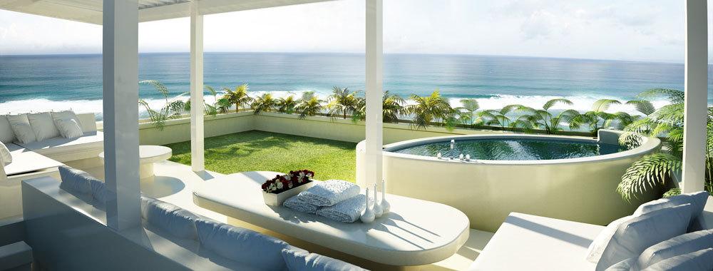 Villa 3257-Villa Eden-Rooftop garden lounge with jacuzzi