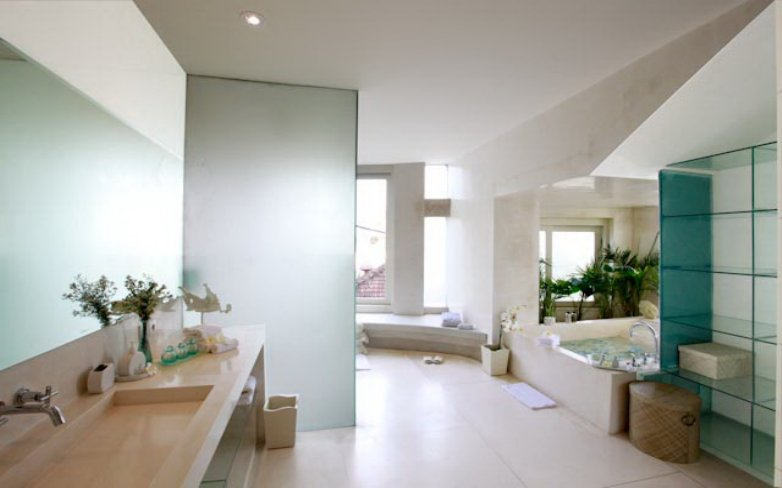 Villa 3257-Villa Eden-white bathroom