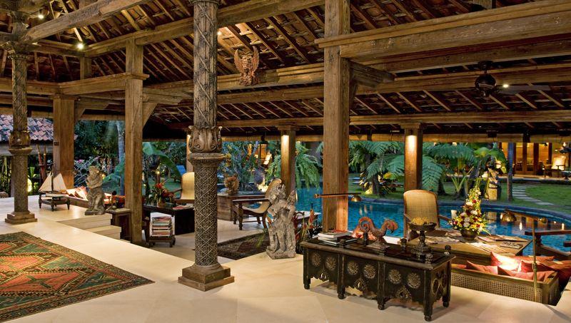 Seminyak Villa 342-Des Indes-Joglos inside view