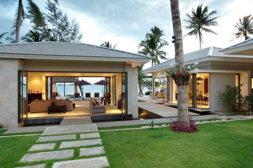 Koh Samui Villa 4343 - Villa Inasia Beachfront Unit 2