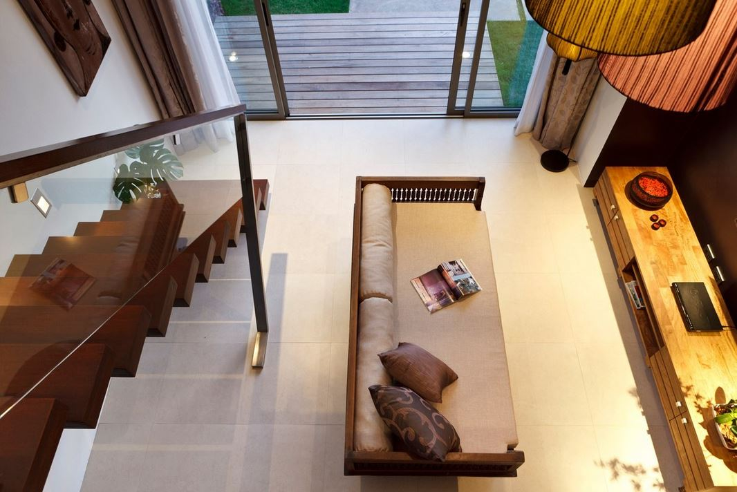 Koh Samui Villa 4343 - Villa Inasia Conversation area