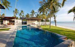 Koh Samui Villa 4343 - Villa Inasia Pool Beachfront Unit