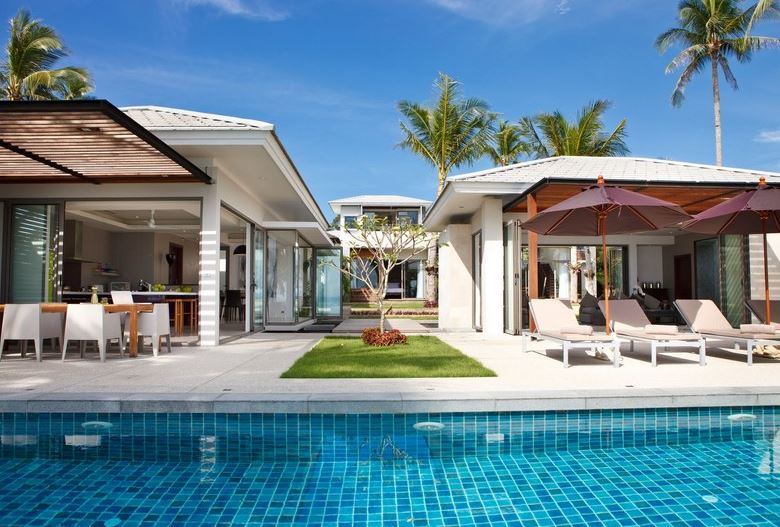 Koh Samui Villa 4343 - Villa Inasia for a Family Vacation