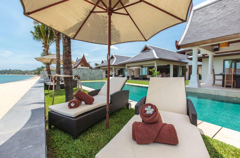 Koh Samui Villa 4373 - Villa Sila a Luxurious Family Domicile