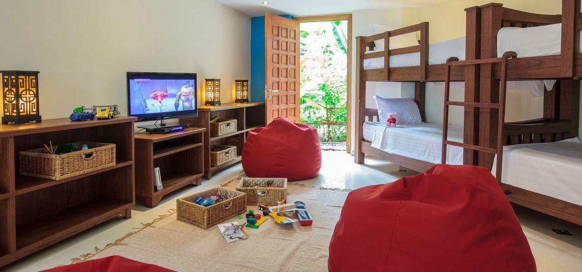 Koh Samui Villa 4438 - Villa Kalyana - Childrens room
