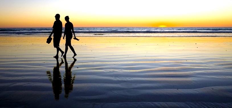 Classical Sunset Walks