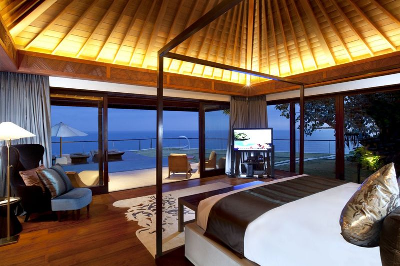The Edge - Uluwatu Villa 3304 Bedroom with pool and sea views