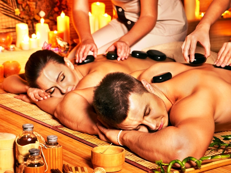 Couples Spa popular as Romantic things to Do