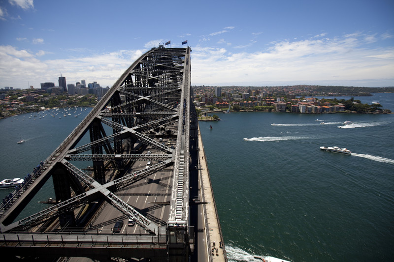 Harbour Bridge walk to witness beautiful Sydney panorama