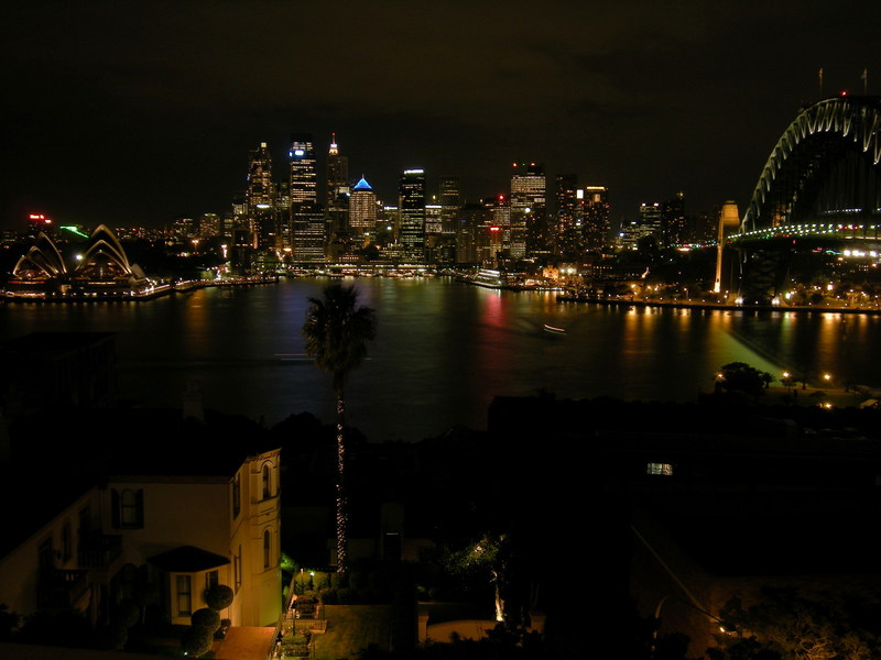 Sydney Villa 5142 Fantastic Views across Harbour