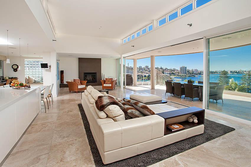 Sydney Villa 5228 Extravagant Living cum dining area