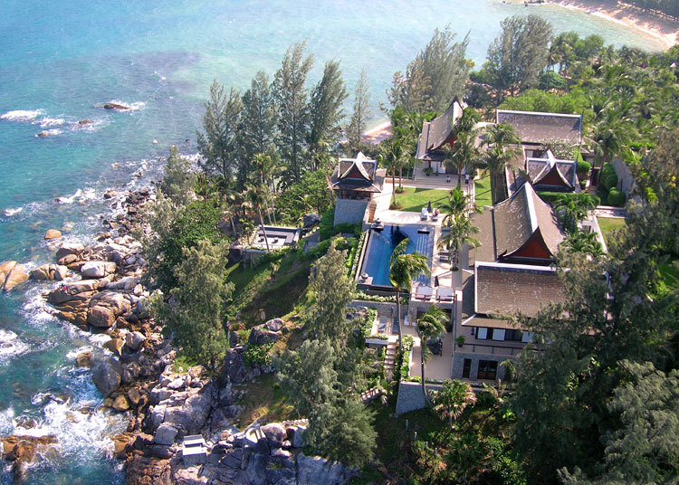 Phuket Villa 423 Overlooking the Kamala bay and Andaman sea