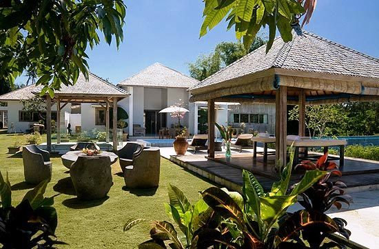 Luxury Golf Getaway in Bali: Luxurious Villa for perfect Eagle at Nirwana Golf Course