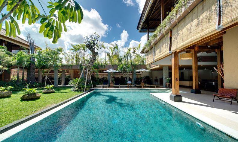 Seminyak Villa 3447- 14m swimming pool