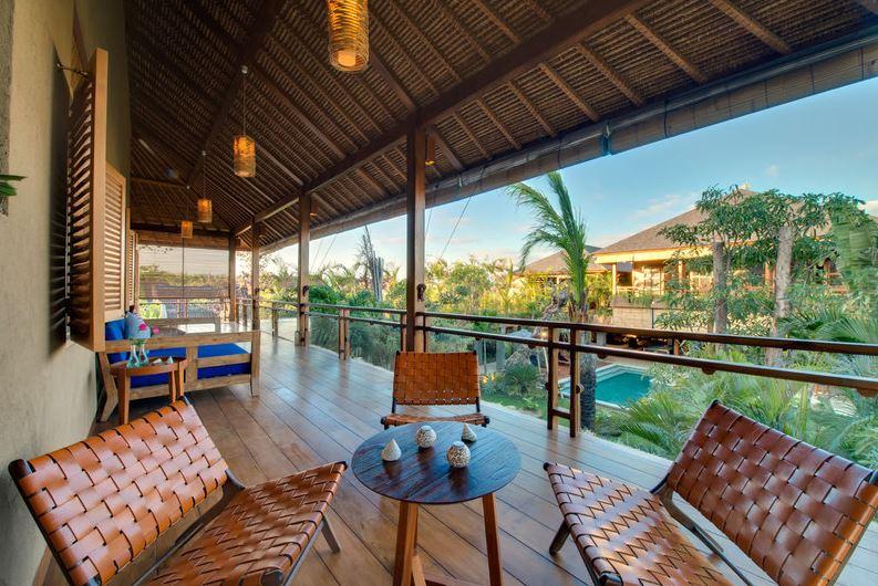Seminyak Villa 3447 Huge furnished terraces