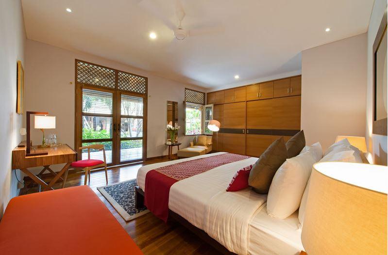 Seminyak Villa 3447 Luxurious and exquisite bedrooms