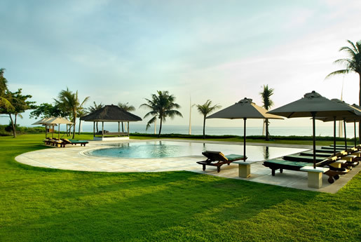 Seminyak Villa 300 Beachfront luxury unparalleled