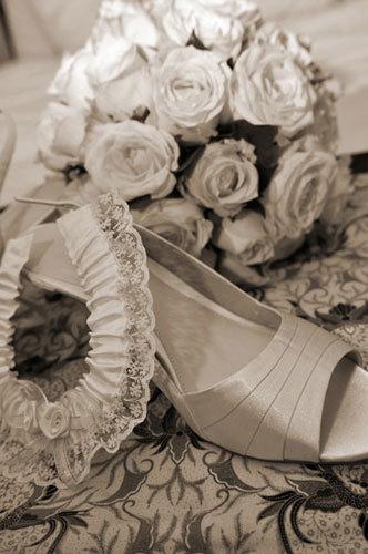 Seminyak Villa 3373 Bridal accessories