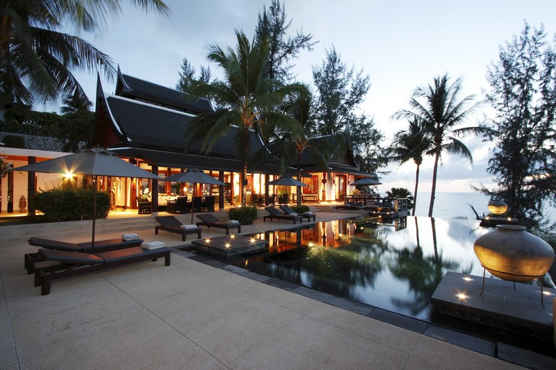Phuket Villa 423 Designed ecologically and opulently