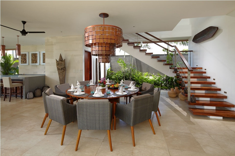 Seminyak Villa 3506 - Formal Dining