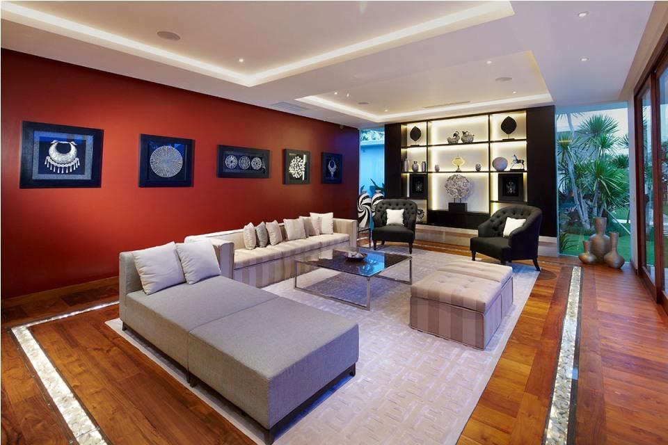 Seminyak Villa 3506 Formal Living Room