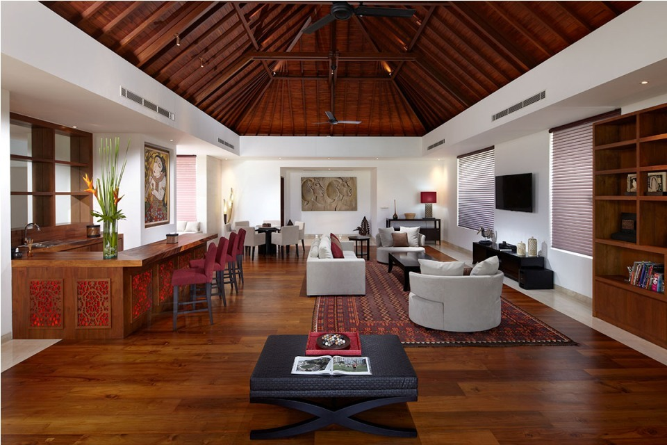 Seminyak Villa 3506 - Special coffee lounge room with bar
