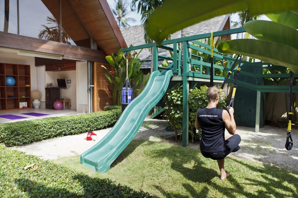 Koh Samui Villa 4105 Kids Playground