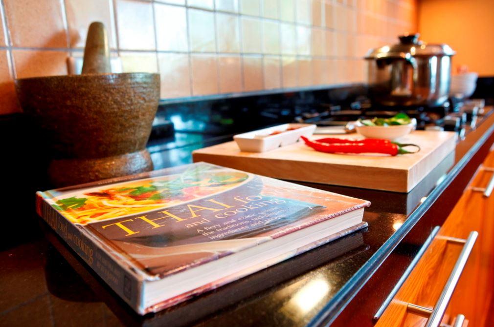 Koh Samui Villa 4124 Cook book