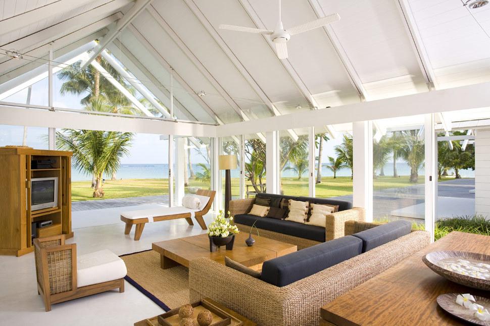 Koh Samui Villa 4356 Suite Living Room