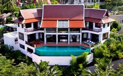 Phuket Villa 428 - A luxurious ocean view villas overlooking Patong Bay
