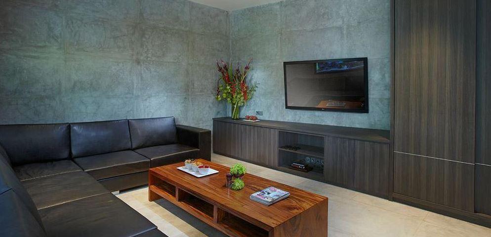 Seminyak Villa 3491 Dedicated media room