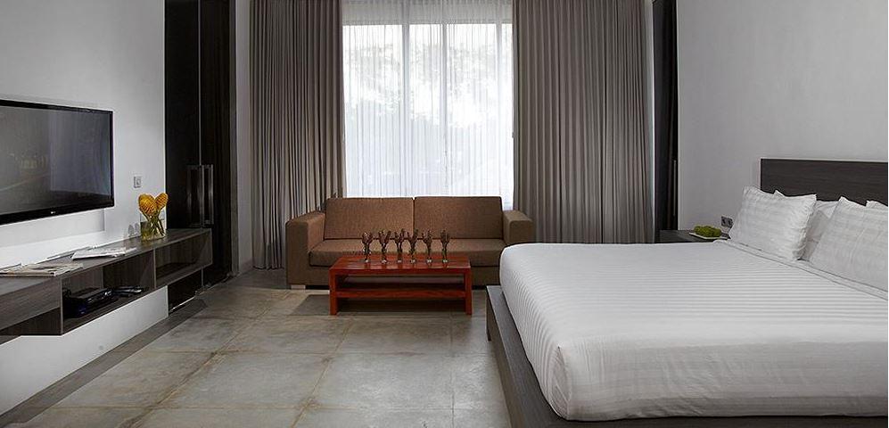 Seminyak Villa 3491 - Master Bedroom
