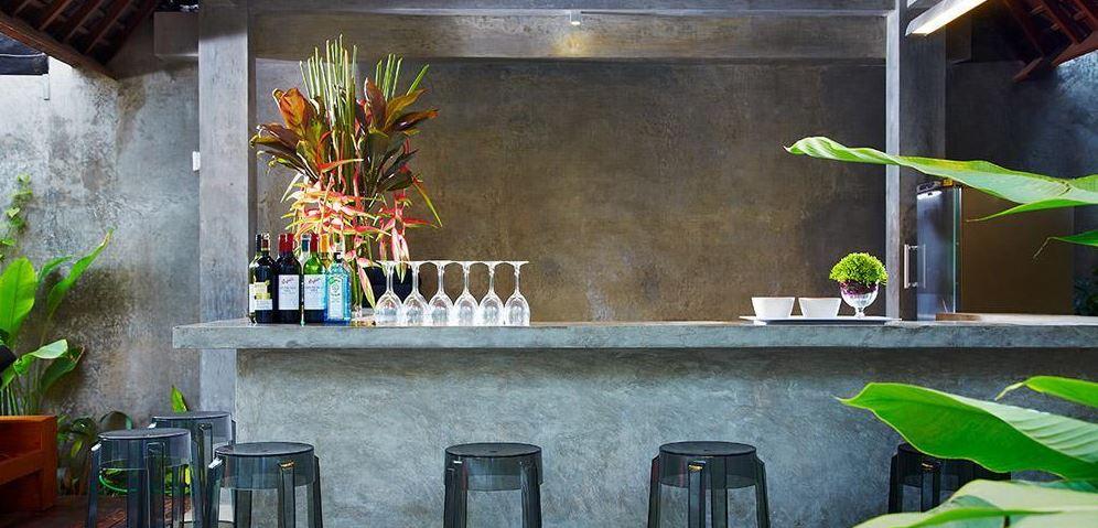 Seminyak Villa 3491 - Private Bar