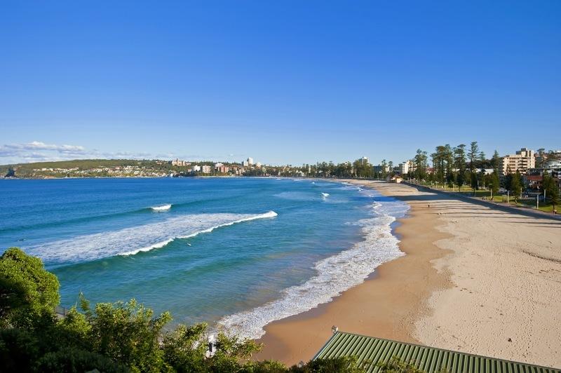 Sydney Villa 5402 - overlooking Queenscliff Beach