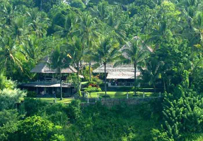 Ubud Villa 3283 Hilly location of the Villa