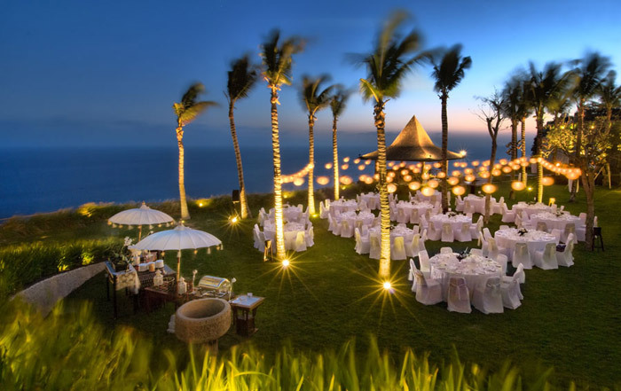 Uluwatu Villa 3101  Wedding area