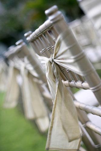 Wedding arrangements - Sitting for Guests