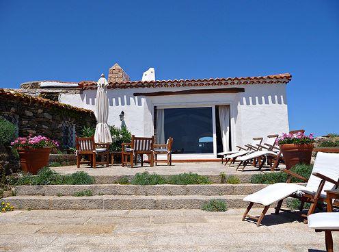 Sardinia Villa 964 Beachfront Villa