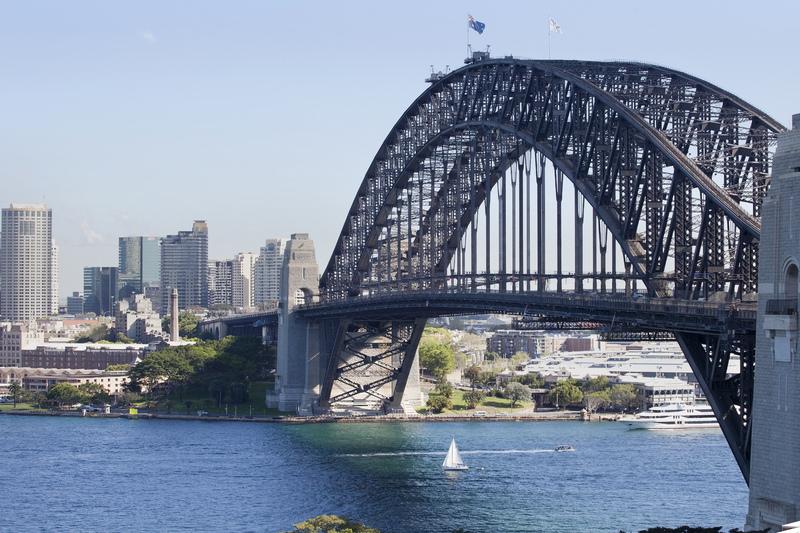 Sydney Villa 5142 Classical views of Harbour Bridge