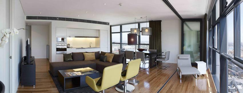 Sydney Villa 515 - triple bedroom luxury apartment in the heart of Sydney CBD