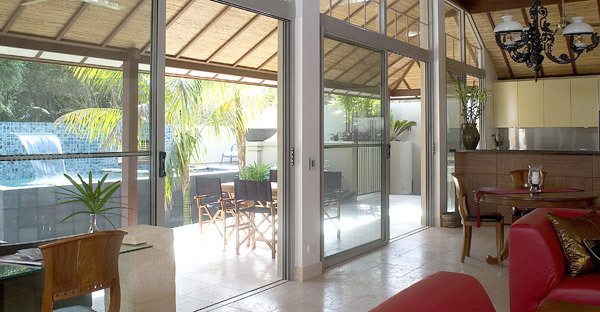 Byron Bay Villa 535 - Expansive living and lounge