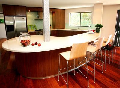 Byron Bay Villa 580 - Chef's kitchen in main house