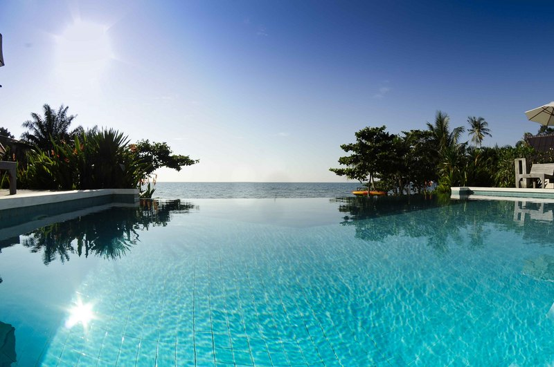 Koh Chang Villa 4265 - 40 m infinity pool