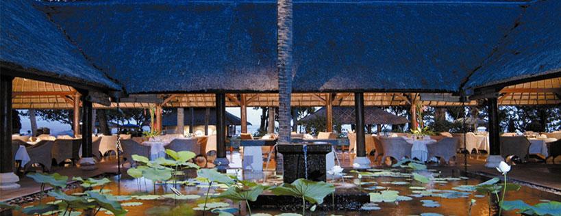 Kura Kura Restaurant At Oberoi Hotel - Bali