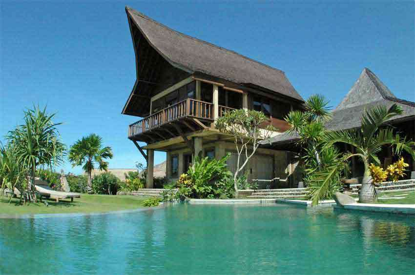 Seminyak Villa 308 Toraja Pavilion