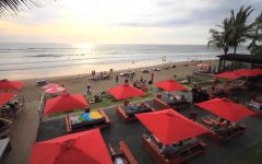Villa 3235 - Luxury Todos - Sunset At Beach In Seminyak