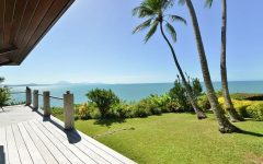 Villa 5408 – Port Douglas  calming atmosphere with sea breezes filtering through the palm trees above.