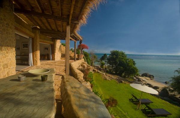 Ban Taling Ngam Villa 4113 Beach view from Garden Suite