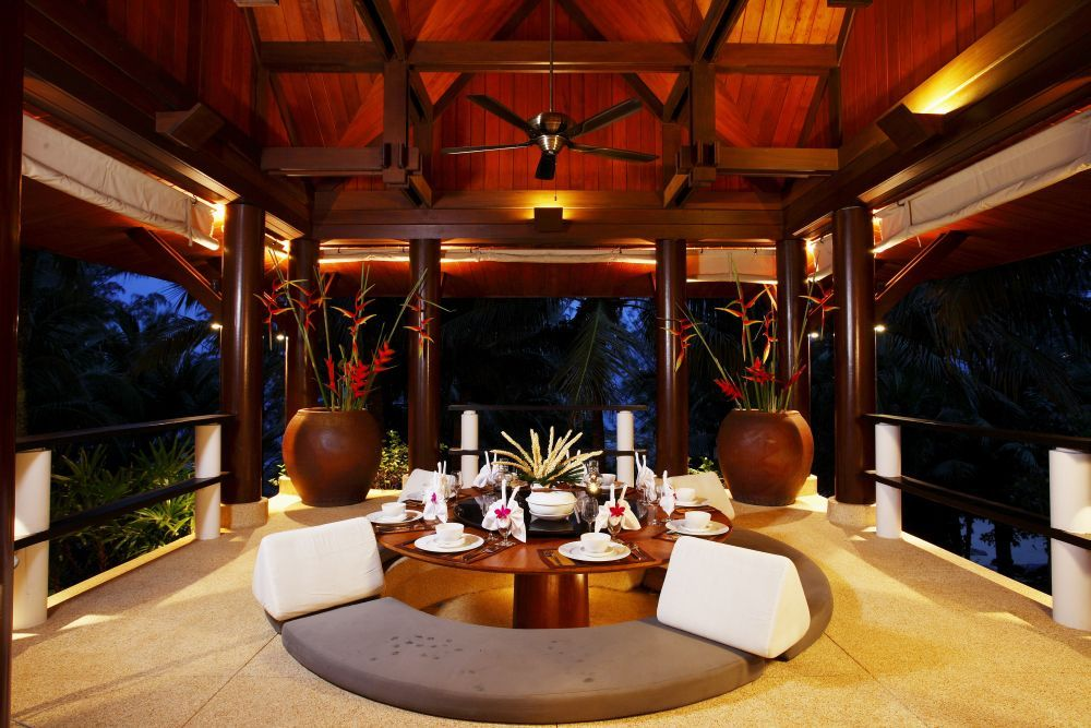 Kamala Villa 409 Phuket Dining Sala